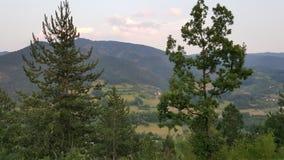 Деревня Kusturica Стоковое фото RF