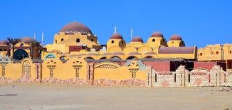 Деревня Marsa Alam стоковое фото rf