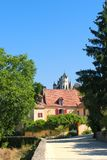 Деревня Montfort в французе Дордоне Стоковые Фотографии RF