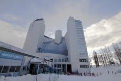 Деревня Niseko Hilton Стоковая Фотография RF