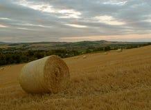 Деревня Scottish ландшафта Стоковые Фотографии RF