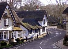 Деревня Shanklin старая в 2005 Стоковые Изображения