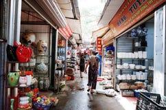 Деревня Trang летучей мыши керамическая Стоковые Изображения RF
