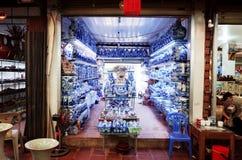 Деревня Trang летучей мыши керамическая Стоковая Фотография