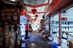 Деревня Trang летучей мыши керамическая Стоковое Фото