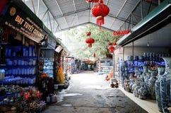Деревня Trang летучей мыши керамическая Стоковое Изображение