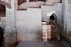 Деревня Trang летучей мыши керамическая Стоковые Фотографии RF