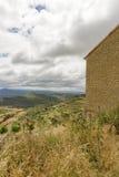 Деревня Ujue Стоковое Изображение RF