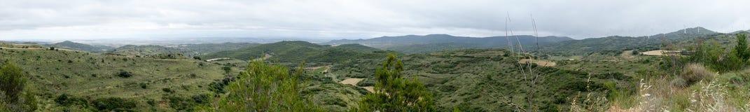 Деревня Ujue Стоковое фото RF