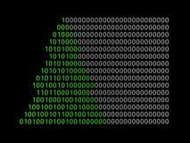 Дерево бинарного кода Стоковое фото RF