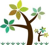 Дерево вектора бесплатная иллюстрация