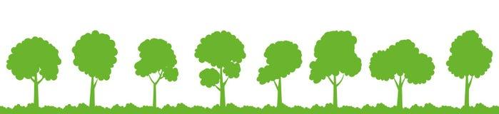 Дерево группы - вектор иллюстрация штока