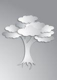 Дерево искусства Стоковое Изображение RF