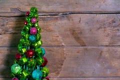 Дерево колокола рождества Стоковая Фотография