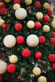 Дерево Новый Год Стоковая Фотография