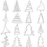 дерево 2019 Новых Годов бесплатная иллюстрация