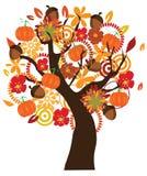 Дерево падения Стоковое Фото