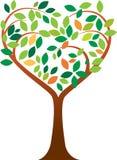 Дерево сердца иллюстрация вектора