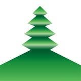 Дерево симметричное Стоковая Фотография