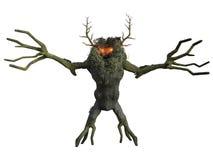 Дерево фантазии ent стоковые изображения rf
