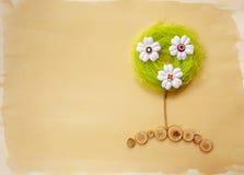 Дерево цветка Стоковое Фото