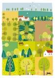 Деревья на всю жизнь Стоковые Изображения