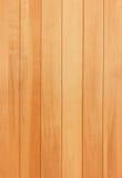 Деревянная вертикаль предпосылки Стоковые Фотографии RF