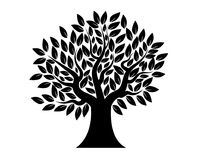 Деревянная восковка с листьями