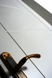 Деревянная дверь Стоковое фото RF
