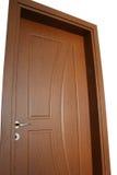 Деревянная дверь Стоковая Фотография RF