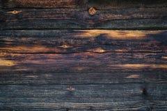 Деревянная деревенская текстура предпосылки планки Стоковое Изображение RF