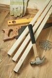 деревянная деятельность Стоковые Фотографии RF