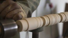 деревянная деятельность Стоковая Фотография