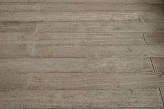 Деревянная древесина чела предпосылки пола Стоковое Изображение RF