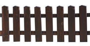 Деревянная загородка пикетчика Стоковые Фотографии RF