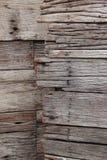 Деревянная загородка Стоковые Фотографии RF