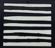 Деревянная загородка стоковая фотография rf