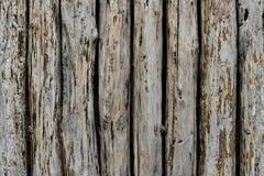 Деревянная загородка Стоковое Изображение