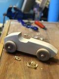 Деревянная игрушка 3 Стоковое фото RF