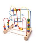 Деревянная игрушка Стоковое Фото