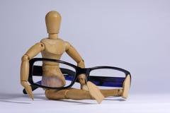 Деревянная игрушка Стоковые Изображения