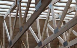 Деревянная конструкция стоковые изображения rf