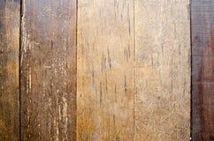 Деревянная коричневая предпосылка текстуры Стоковое Фото
