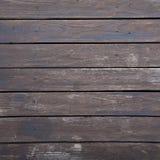 Деревянная коричневая планка стоковое изображение