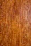 Деревянная коричневая текстура зерна, взгляд сверху деревянного стола Стоковое фото RF