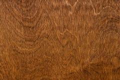 Деревянная коричневая текстура над всей рамкой Стоковые Изображения RF