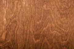 Деревянная коричневая текстура над всей рамкой Стоковое Изображение RF