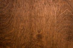 Деревянная коричневая текстура над всей рамкой Стоковое фото RF