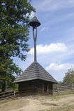 Деревянная колокольня Стоковая Фотография RF