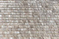 Деревянная крыша Стоковое Изображение RF